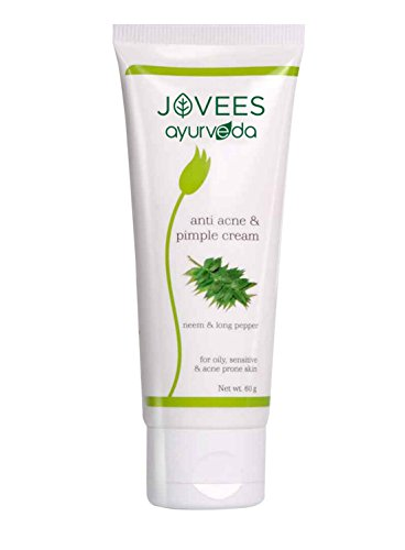 Jovees Ayurveda Neem & Long Pepper Anti Acne & Pimple Cream 60g