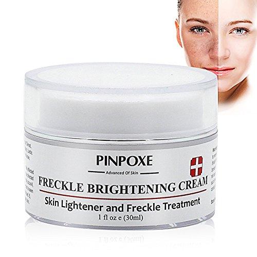 Whitening Cream, Anti blemish, Sommersprossen Creme, Flecken creme, Gesicht creme gegen Altersflecken/Dunkle Flecken, mit Vitamin C, 30 ml